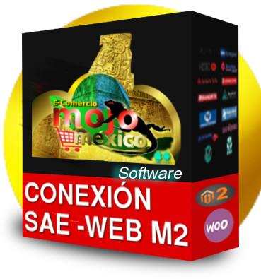 conexion sae aspel tienda web