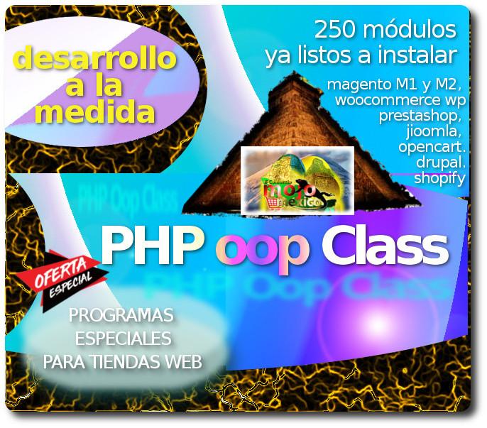PHP programas y desarrollo a la medida