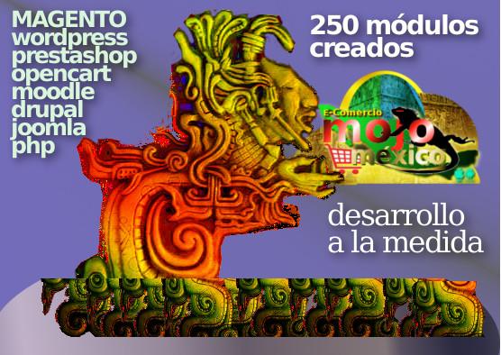 Modulos Magento Mojomexico