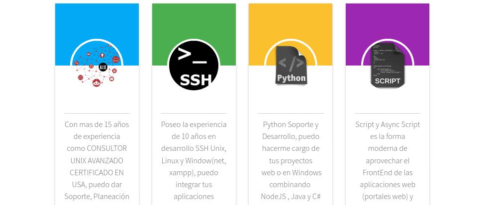Desarrollo Python, Ajax, Json, XHpp, Java