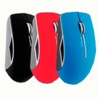MOUSE  ACTECK INALAMBRICO USB COLOR NEGR