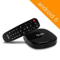 SMART TV BOX GHIA ANDROID 6 /QUADCORE/1G