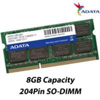 MEMORIA ADATA SODIMM DDR3L 8GB PC3L-1280