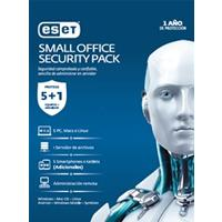ESET SMALL OFFICE SECURITY PACK, 5 PCS +