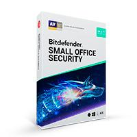 BITDEFENDER SMALL OFFICE SECURITY, 5 PC