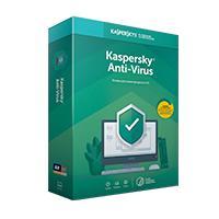 KASPERSKY ANTI-VIRUS / 10 USUARIOS / 1 A