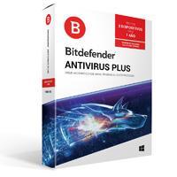 BITDEFENDER ANTIVIRUS PLUS 3 USUARIOS 1