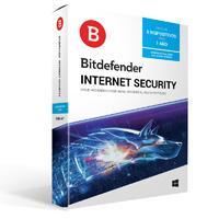 BITDEFENDER INTERNET SECURITY, 5 USUARIO