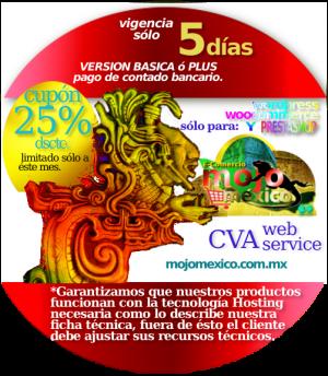 Conexion CVA tienda Web